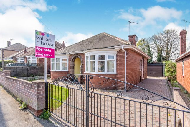 Thumbnail Detached bungalow for sale in Boswell Road, Wath-Upon-Dearne, Rotherham