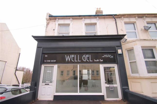 Thumbnail End terrace house for sale in Old London Road, Hastings, East Sussex