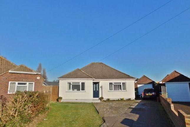 Thumbnail Detached bungalow for sale in Glyn Drive, Stubbington, Fareham