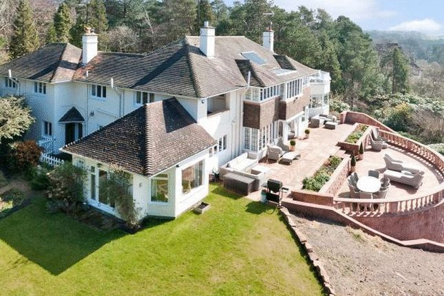 Thumbnail Detached house for sale in Telegraph Road, Thurstaston, Wirral