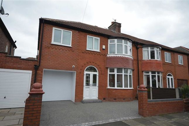 4 bed semi-detached house for sale in Shirley Avenue, Denton, Manchester, Greater Manchester