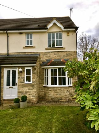 Thumbnail Semi-detached house for sale in Rosebery Terrace, Stanningley, Pudsey