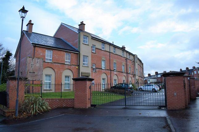 Thumbnail Flat for sale in Milfort Mews, Dunmurry, Belfast