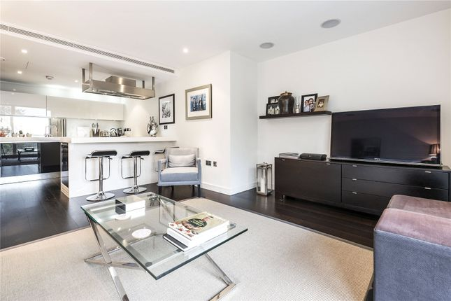 Thumbnail Flat for sale in Caro Point, 5 Gatliff Road, London