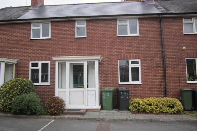 Exterior of Alice Templer Close, Barrack Road, Exeter EX2