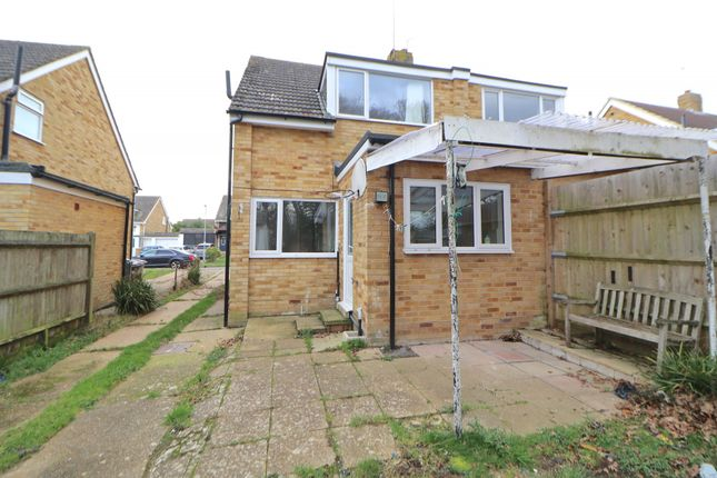 Thumbnail Semi-detached house to rent in Greenleaf Gardens, Polegate, East Sussex