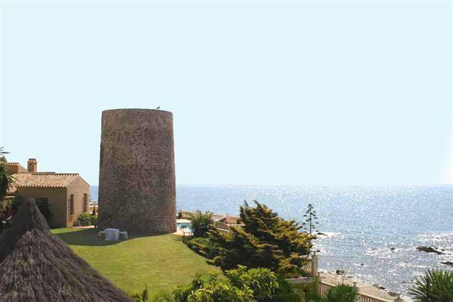 View Of Property of Spain, Málaga, Mijas, Calahonda