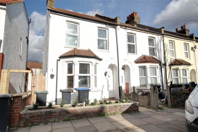 Thumbnail End terrace house for sale in Clarence Road, Enfield