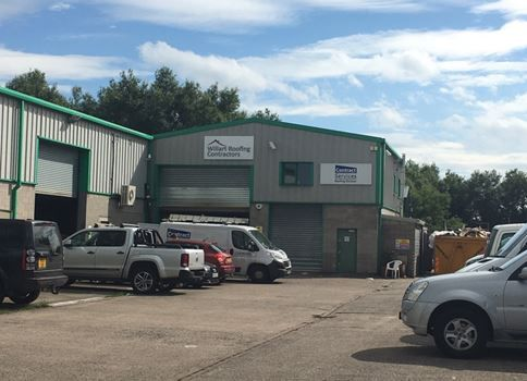 Thumbnail Warehouse to let in 3 Blackstaff Way, Kennedy Way Industrial Estate, Belfast