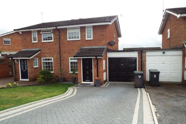 2 bed property to rent in Kingscote Close, Redditch B98