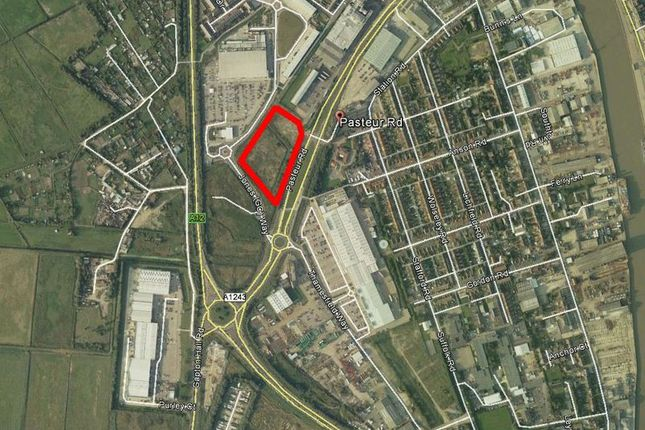 Thumbnail Land for sale in Pasteur Road, Great Yarmouth