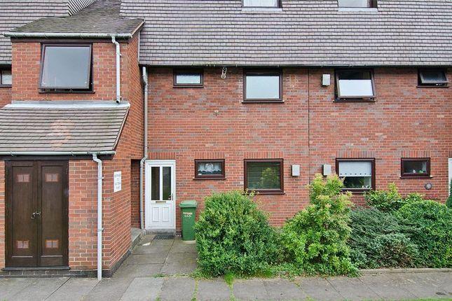 Thumbnail Flat for sale in Trent House, Eksrett Street, Hednesford, Cannock