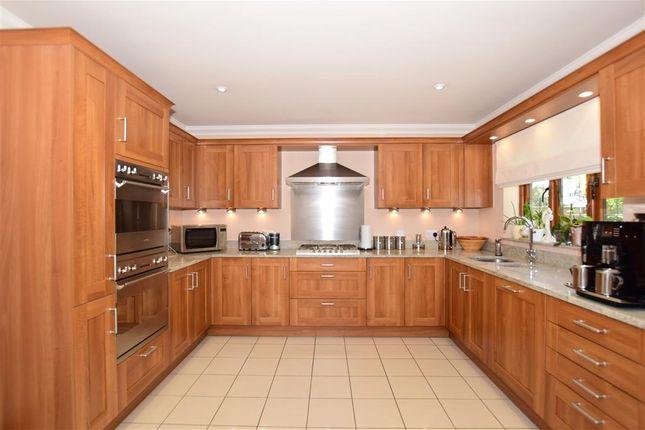Kitchen of Chapman Fields, Cliffsend, Ramsgate, Kent CT12