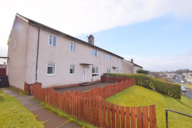 Thumbnail Flat for sale in Shakespeare Avenue, Clydebank