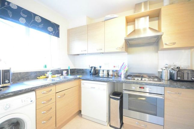 Thumbnail End terrace house to rent in Merlin Way, Bracknell
