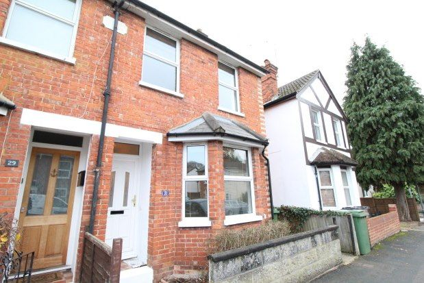 Thumbnail Property to rent in Moorlands Road, Camberley