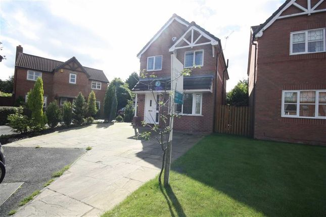 Thumbnail Detached house to rent in Goodshaw Road, Ellenbrook, Worsley