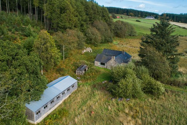 Thumbnail Farm for sale in Leschangie, Kemnay, Inverurie