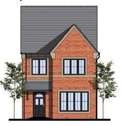 Thumbnail Detached house for sale in St James Place, Millbrook, Stalybridge