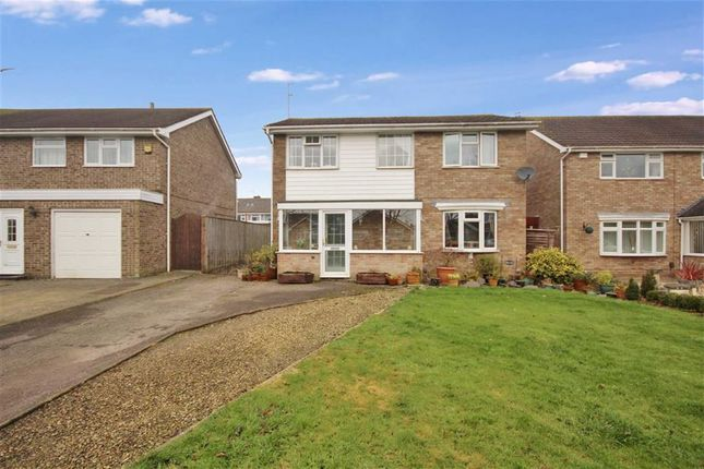 Thumbnail Detached house for sale in Dovetrees, Covingham, Wiltshire