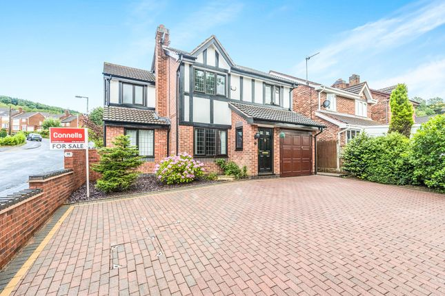 Thumbnail Detached house for sale in Clent Hill Drive, Rowley Regis
