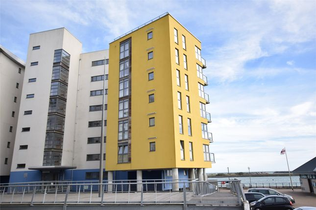 Thumbnail Flat to rent in Orvis Court, Midway Quay, Eastbourne