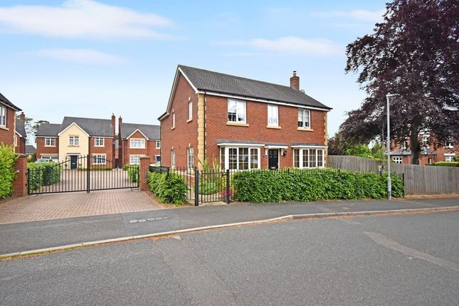 Thumbnail Detached house for sale in Sweet Chariot Way, Wellington, Telford
