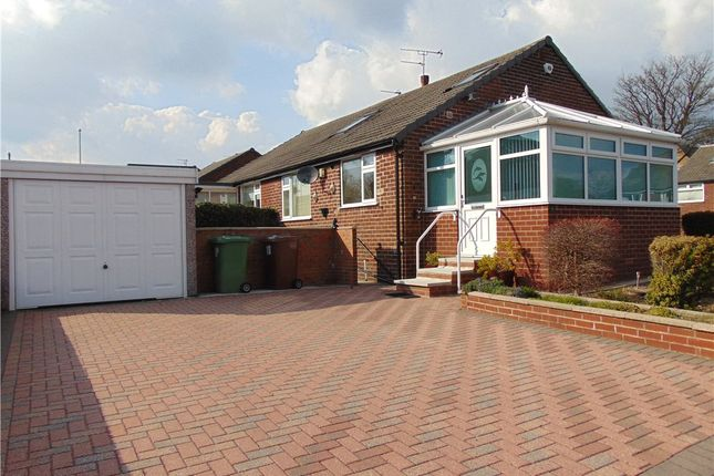 Thumbnail Semi-detached bungalow to rent in Briarfield Gardens, Gildersome, Leeds