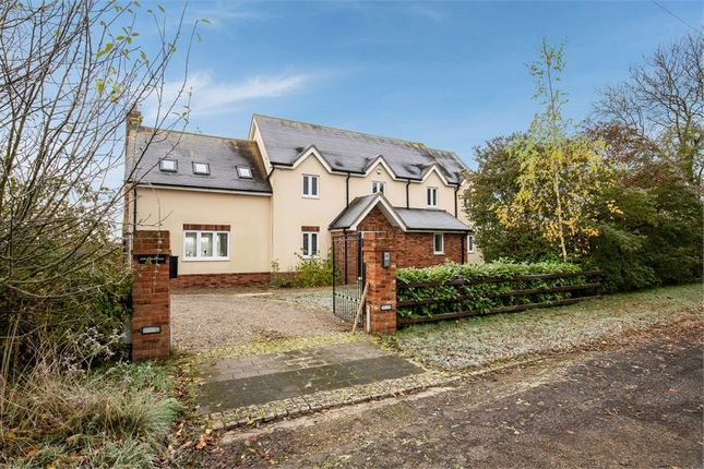 Thumbnail Detached house for sale in St Neots Road, Renhold, Bedford