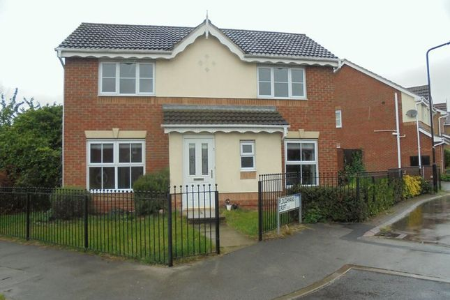 Thumbnail Detached house to rent in Ploughmans Croft, Brampton Bierlow, Rotherham
