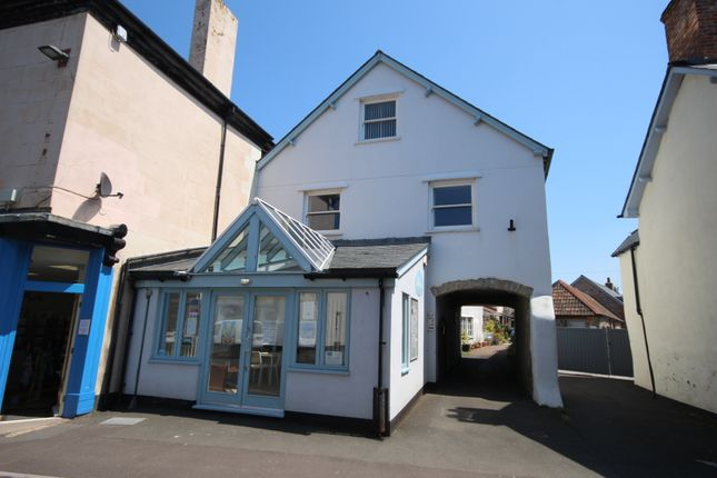 Thumbnail Flat to rent in Swain Street, Watchet