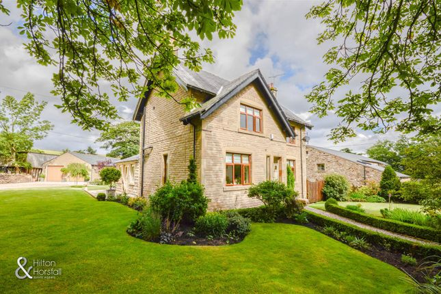 Thumbnail Detached house for sale in Todmorden Road, Briercliffe, Burnley