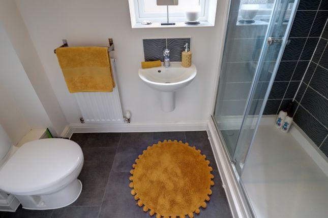 En-Suite of Flint Street, Weston Coyney, Stoke-On-Trent ST3