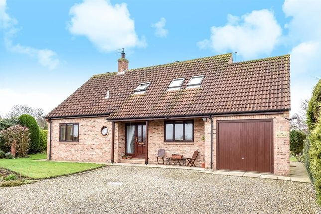 Thumbnail Detached house for sale in Arkendale Road, Ferrensby, Knaresborough