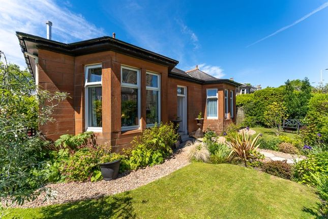 Thumbnail Detached bungalow for sale in Monument Road, Ayr