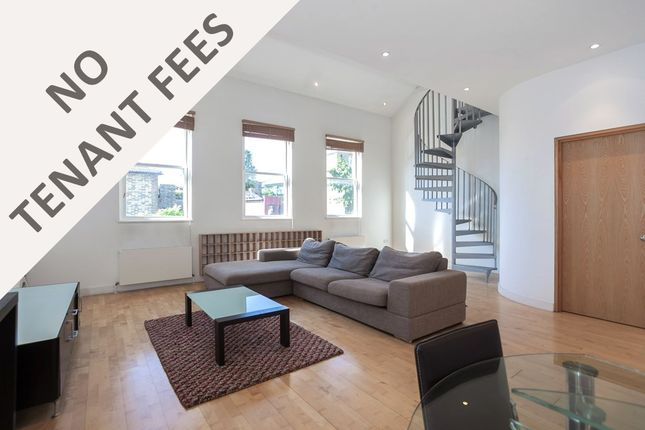Thumbnail Flat to rent in Monsell Road, London