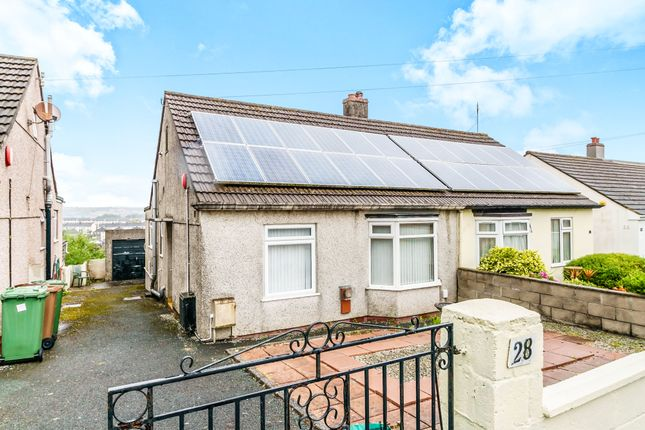Thumbnail Semi-detached bungalow for sale in Villiers Close, Plymstock, Plymouth