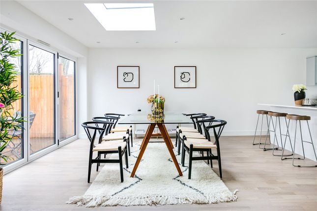 Dining Area of Boileau Road, London SW13