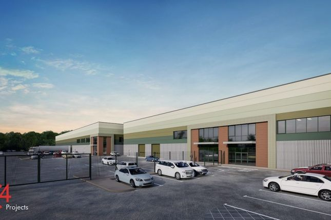 Thumbnail Industrial to let in Connect, Cole Green Lane, Welwyn Garden City