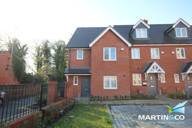 Thumbnail Semi-detached house to rent in Weather Oaks, Harborne