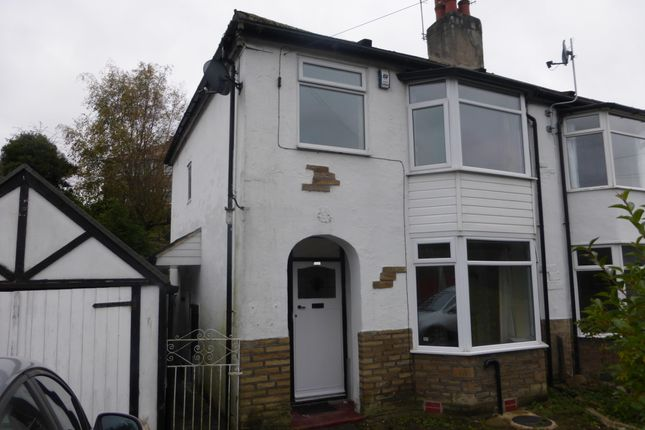 Thumbnail Semi-detached house to rent in Branksome Grove, Shipley