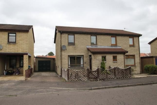 Thumbnail Semi-detached house for sale in Waverley Park, Redding, Falkirk, Stirlingshire
