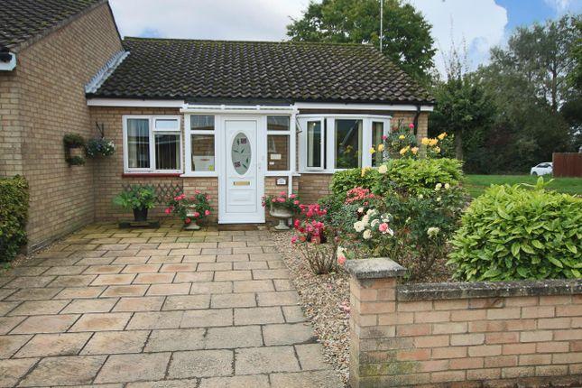 2 bed semi-detached bungalow for sale in Bartons Close, Balsham, Cambridge CB21