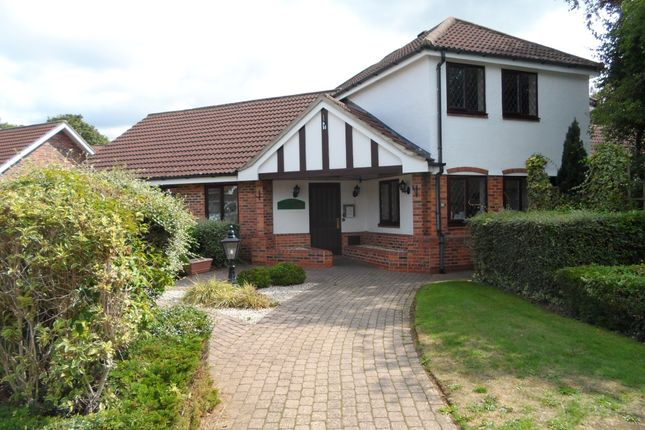 Thumbnail Flat for sale in The Hawthorns, Lutterworth, Leicestershire