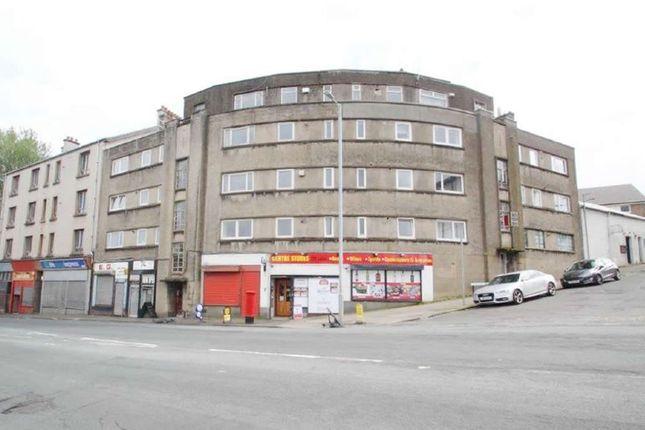 Thumbnail 2 bedroom flat for sale in 74, Belville Street, Flat 2-2, Greenock PA154Ur