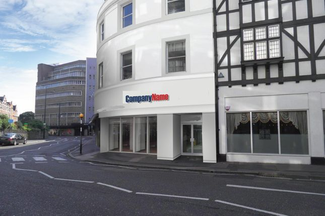 Thumbnail Retail premises to let in Lower Ground Floor, St Peters Quarter, Old Christchurch Road, Bournemouth