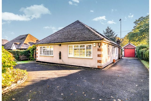 Thumbnail Detached bungalow for sale in Valebridge Road, Burgess Hill