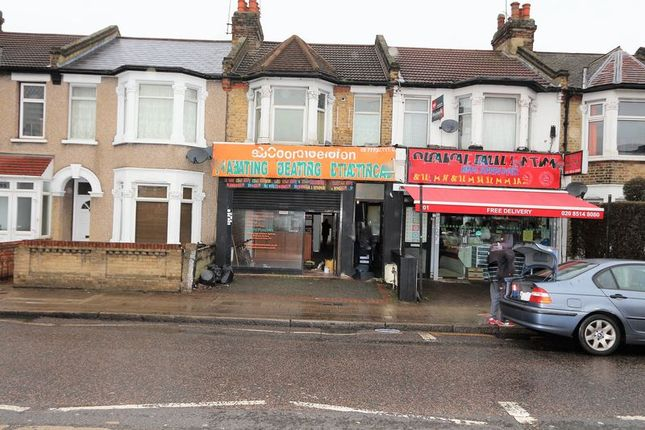 Thumbnail Retail premises for sale in Ley Street, Ilford