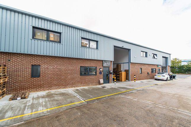 Thumbnail Warehouse to let in Unit B Horatio Court, Lymington