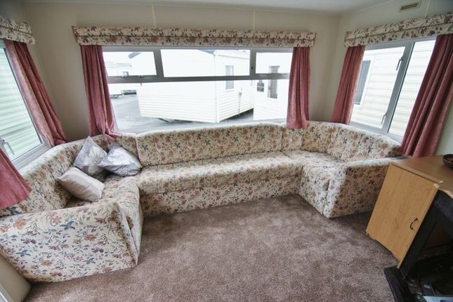 Lounge of Ocean Edge Holiday Park, Heysham LA3